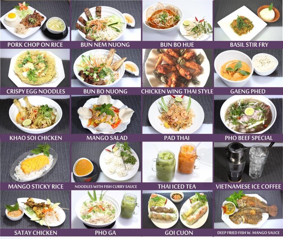 Viet Thai Kitchen Menu In North York Ontario Canada