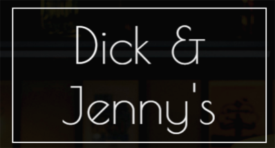 Did dick and jennys menu that necessary