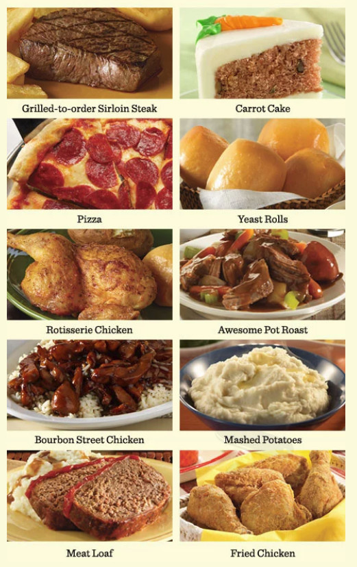 Golden Corral Buffet Grill Menu In Sioux City Iowa