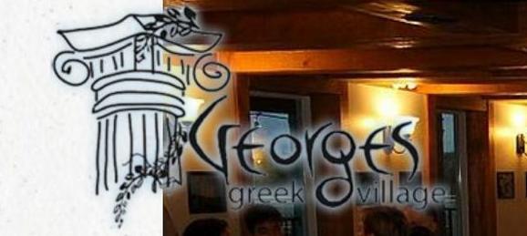 George S Greek Village Menu In St Catharines Ontario
