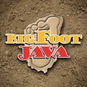 Menu for BigFoot Java in Tacoma, Washington, USA
