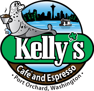 Kelly S Cafe And Espresso Menu In Port Orchard Washington