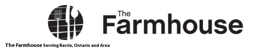 The Farmhouse Menu In Barrie Ontario Canada