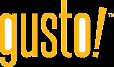gusto! menu in Atlanta, Georgia, USA