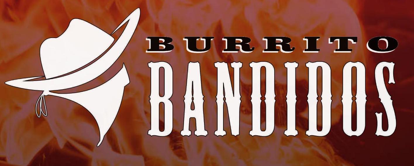 Menu for Burrito Bandidos in Hamilton, Ontario, Canada