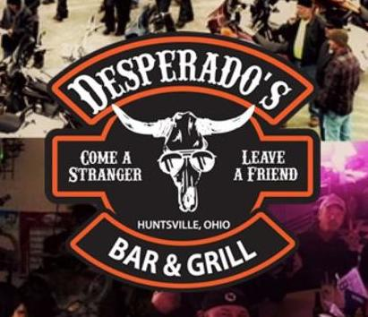 Desperado S Menu In Huntsville Ohio Usa