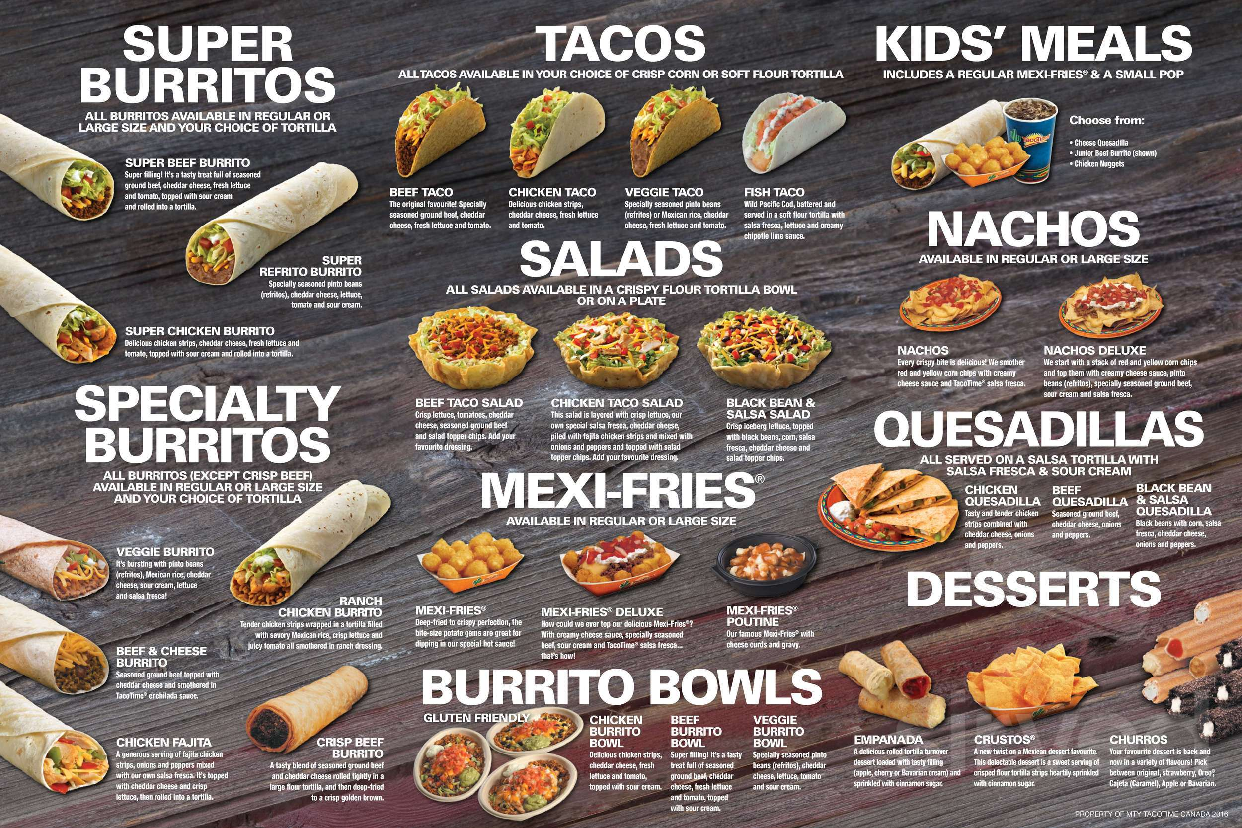 Tacotime Memorial Ave Menu In Thunder Bay Ontario Canada 450 memorial avenue, thunder bay (on), p7b 3y7, canada. sirved