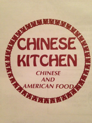 Menu for Chinese Kitchen in Dover, Delaware, USA