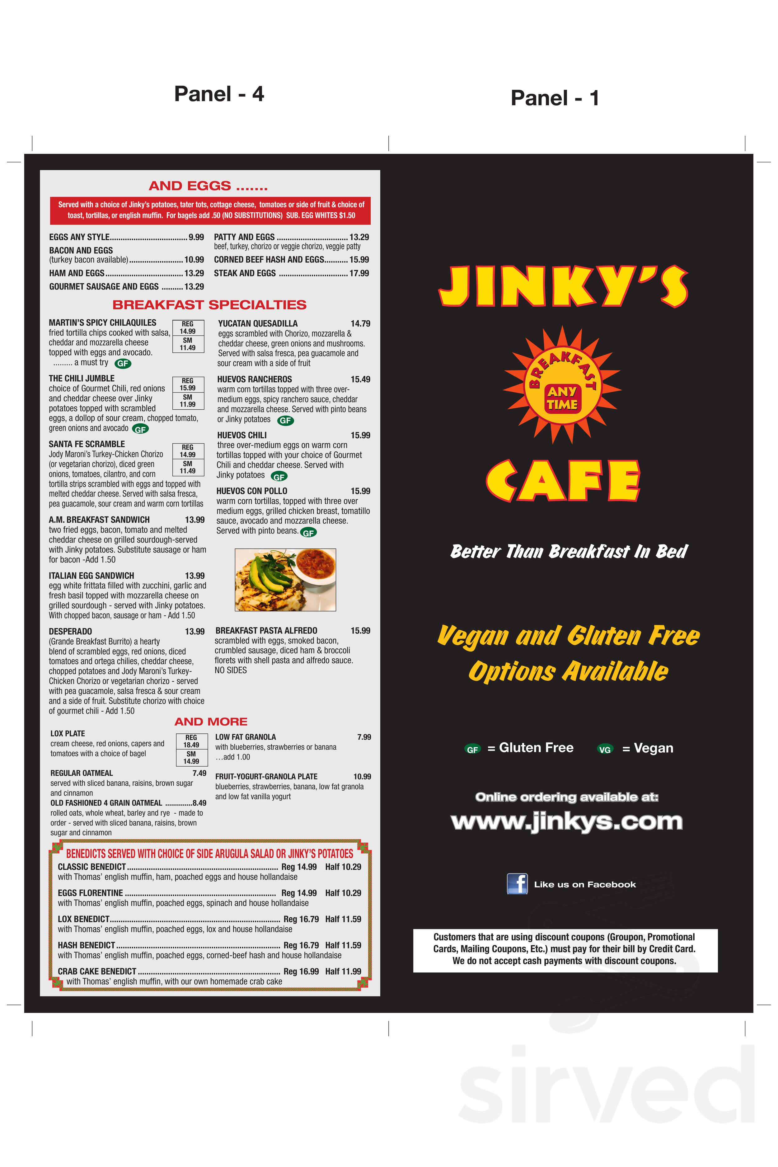 jinkys coupon agoura