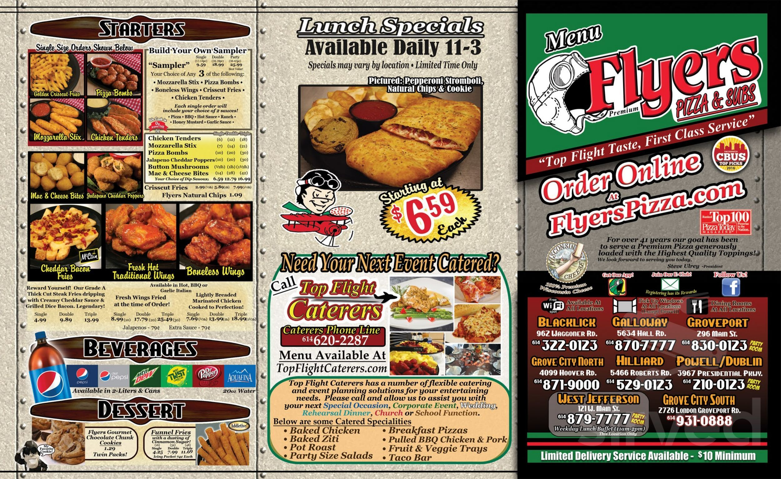 pizza coupons galloway ohio
