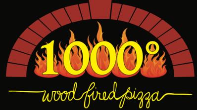 1000 Degree Wood Fired Pizza menu in Mt Summit, Indiana