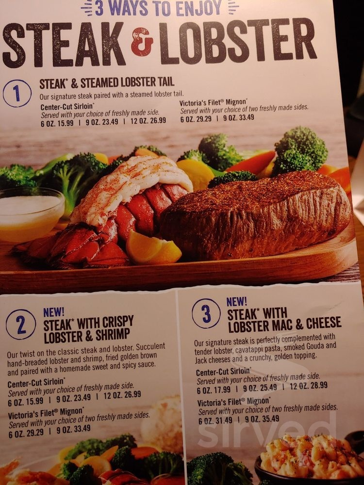 outback steakhouse menu in dania beach florida usa outback steakhouse menu in dania beach