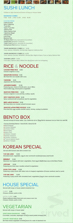 Sushi Chefs - Bild von Origami: Korean and Japanese Restaurant ...   2996x981