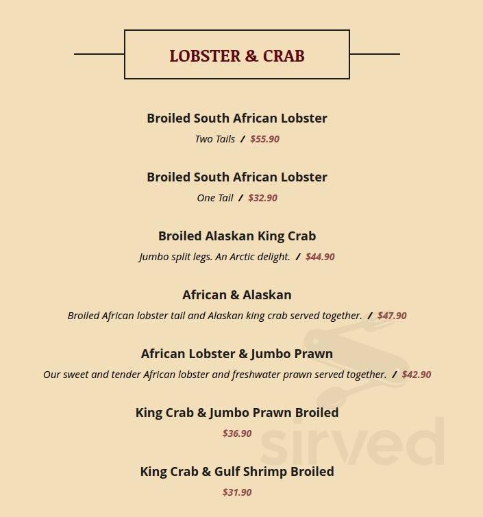 fish house menu in peoria illinois usa fish house menu in peoria illinois usa
