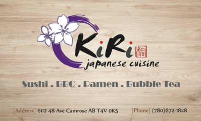 Eats Restaurant Camrose