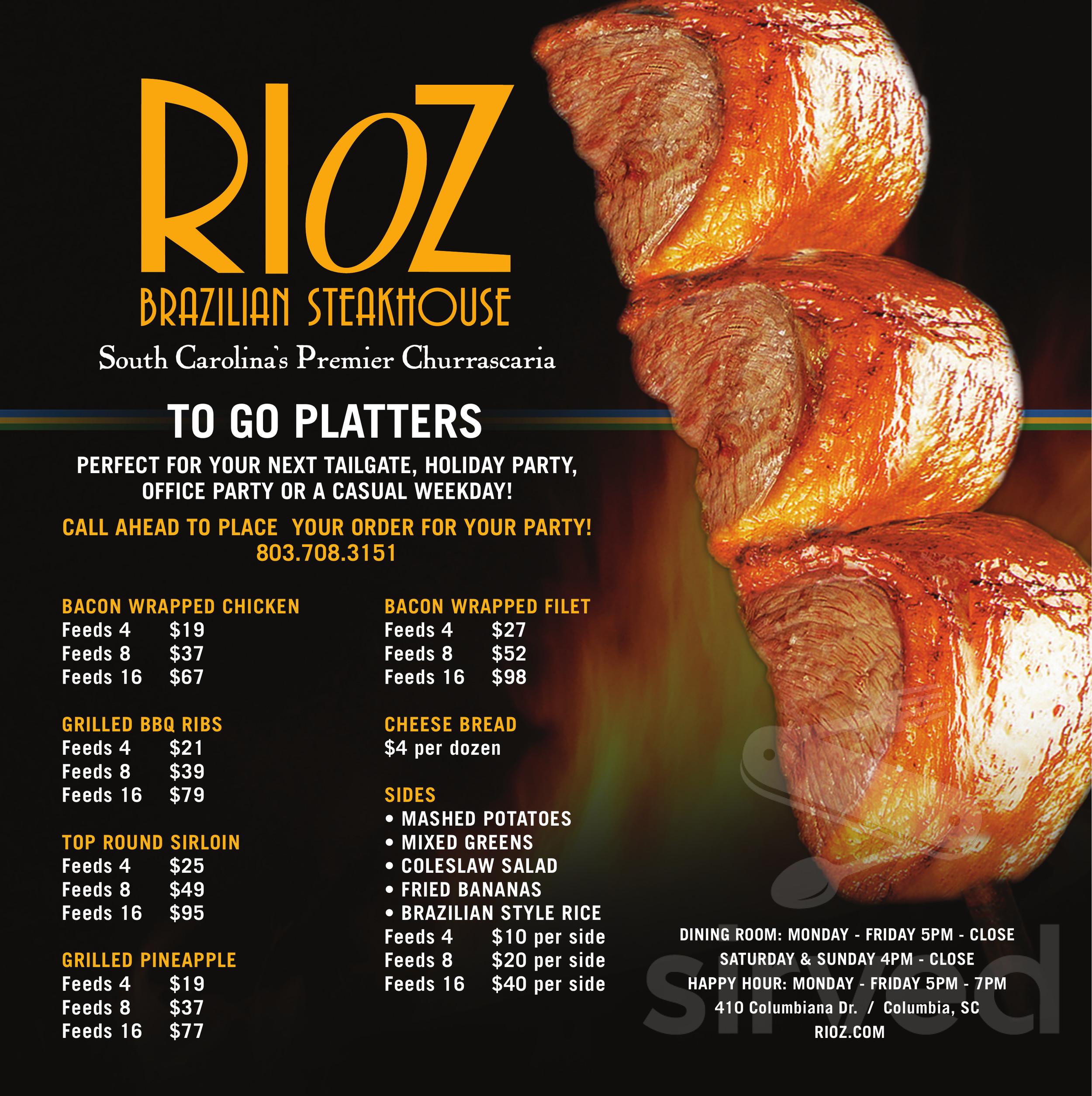 Rio Brazilian Steakhouse