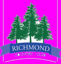 Richmond Country Club Menu In Hope Valley Rhode Island