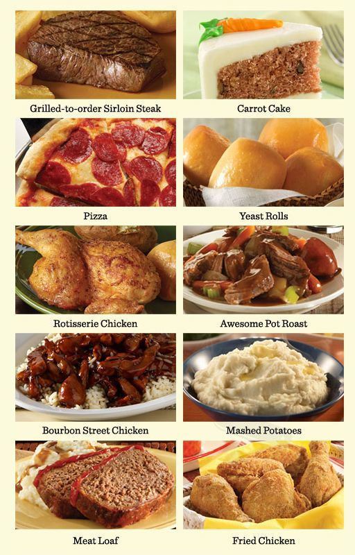 Golden Corral Buffet And Grill Menu In Raleigh North Carolina